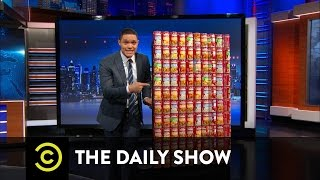 The Daily Show - More Reasons to Dislike Ted Cruz