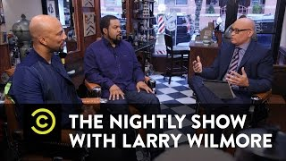 The Nightly Show - Ice Cube and Common Talk Racism in the U.S.