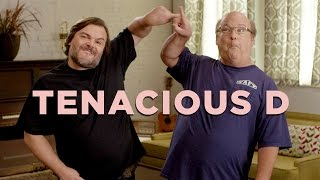 Tenacious D's Totally Live Interview