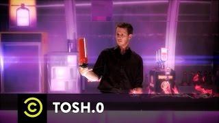 Tosh.0 - Bar Fire