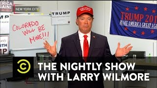 "The Nightly Show - Blacklash 2016: The Unblackening - Trump Campaign's ""Gestapo"" Accusation"