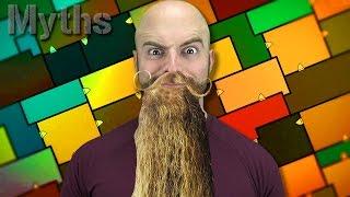 7 MYTHS You Still Believe About FACIAL HAIR!