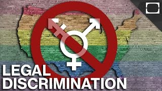Where Is Transgender Discrimination Legal In The U.S.?