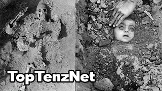 Top 10 Horrifying Acts of Chemical Warfare and Gas Attacks [WARNING: Graphic Content] — TopTenzNet