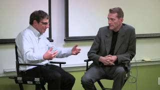 "Lee Child: ""A Wanted Man"" & ""One Shot"" 