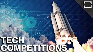 How Competitions Are Advancing The New Space Race