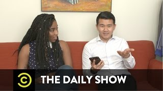 The Daily Show - Exclusive - Sexual Racism Follow-Up