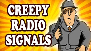 Top 10 Creepy Radio Transmissions — TopTenzNet