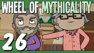 Competitive Old Ladies At Bingo Night (Wheel Of Mythicality - Ep. 26)
