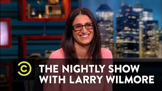 The Nightly Show - Mona Hanna-Attisha Sheds Light on the Michigan Water Crisis