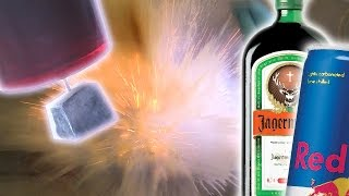 Ultimate Jägerbomb - Periodic Table of Videos