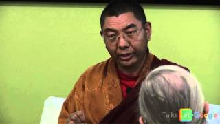 "Khenpo Karten Rinpoche: ""Compassion & Collaboration"" 