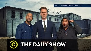 The Daily Show - Previously Incarcerated Citizens Reject Their Right to Vote