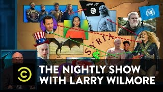 The Nightly Show - Support Our Personnel? - President Obama's Language Games