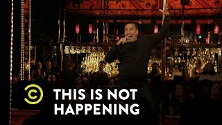This Is Not Happening - Steve Simeone - The Voice of God - Uncensored