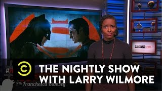 "The Nightly Show - #HashItOut with Franchesca Ramsey - Sexist Backlash over ""Ghostbusters"""