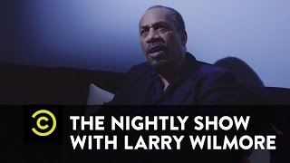 The Nightly Show - Papa Pope's Snack Preferences