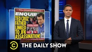 The Daily Show - Donald Trump and Ted Cruz Throw Down in Indiana