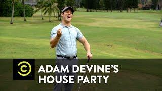 Adam Devine's House Party - Speed Golf