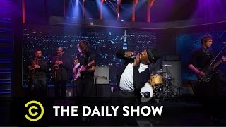 "The Daily Show - The Heavy - ""What Happened to the Love?"""