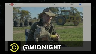 Marc Maron Predicts the Next Big Internet Meme - @midnight with Chris Hardwick