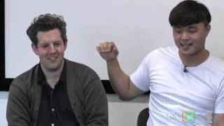 "Deuki Hong & Matt Rodbard: ""Koreatown"" 