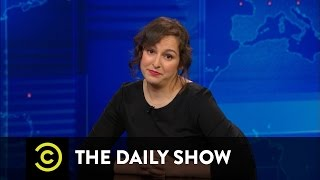 The Daily Show - Donald Trump Set His Sights on the Latino Vote