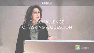 "Beth Simone Noveck: ""Smart Citizens, Smarter State"" 