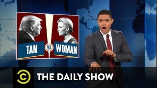 The Daily Show - Donald Trump and Megyn Kelly Finally Face Off