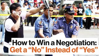 "How to Win at Negotiations: Get a ""No"" and a ""That's Right,"" with FBI Negotiator Chris Voss"