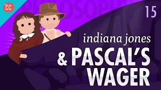 Indiana Jones & Pascal's Wager: Crash Course Philosophy #15