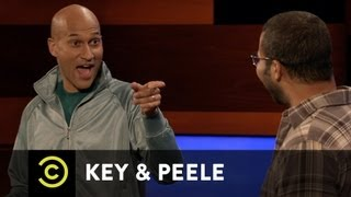 Key & Peele - Black Guy at a Party