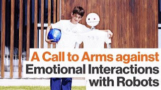 A.I. Can Pretend to Love Us, but is that Dangerous for Children? With Sherry Turkle