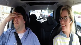 Car Interview Show Hosted By Somebody Who Can't Drive