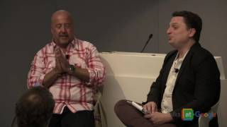 "Andrew Zimmern: ""The Broken Food System"" 