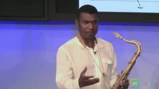"Stephon Alexander: ""The Jazz of Physics"" 