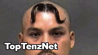 Top 10 TERRIBLE and Hilarious HAIRCUTS