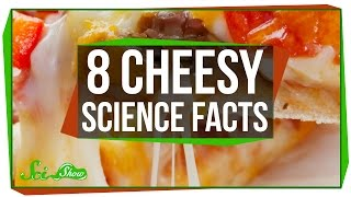 8 Cheesy Science Facts