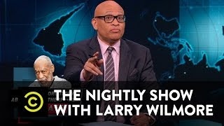 The Nightly Show - I Haven't Forgotten About You, Motherf**ker Update - Bill Cosby's Day in Court