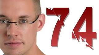 74 is cracked - Numberphile