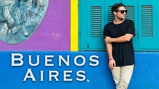 BUENOS AIRES TRAVEL VLOG | SAN TELMO & LA BOCA