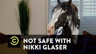 Not Safe with Nikki Glaser - Exclusive - Horsec**k Glaser (ft. Bridget Everett) - Uncensored