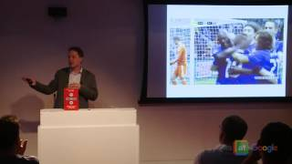 "David Sumpter: ""Soccermatics"" 