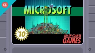 Microsoft and Connected Consoles: Crash Course Games #10