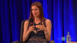 "Ilyse Schapiro & Hallie Rich: ""Should I Scoop Out My Bagel"" 