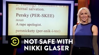 Not Safe with Nikki Glaser - Nikki's Verdict on the Stanford Rape Apologists