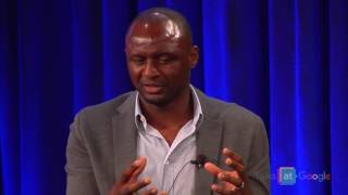 Patrick Vieira: NYCFC Coach and Former Pro Footballer | Talks at Google