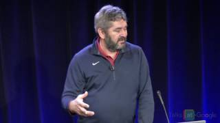 "Andy Andres: ""Sabermetrics 101: Introduction to Baseball Analytics"" 