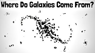 Where Do Galaxies Come From?