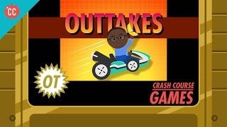 Outtakes: Crash Course Games